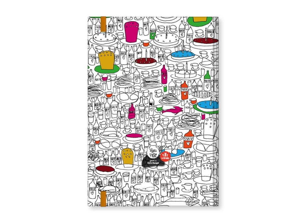 "TMA Sketchbook Grande ""Vivande"""