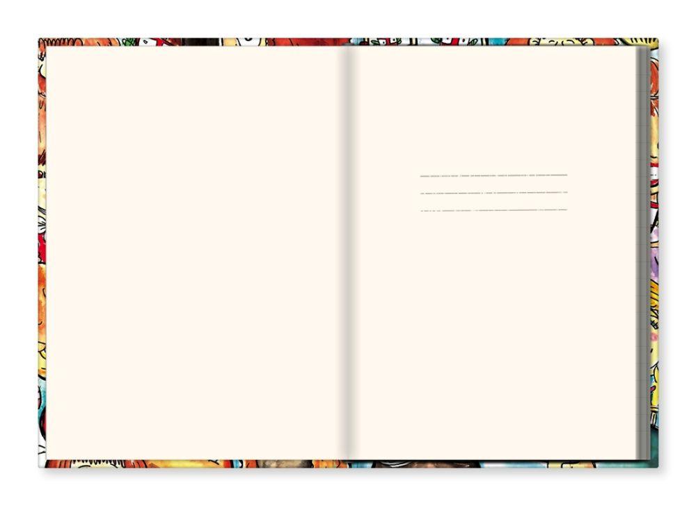 """TMA Sketchbook Grande """"Siamo Tutti Imperfetti"""""""