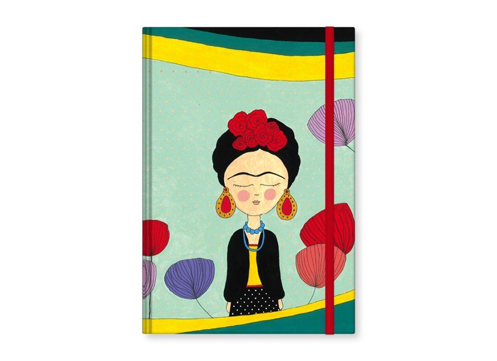 """TMA Sketchbook Grande """"Frida"""""""
