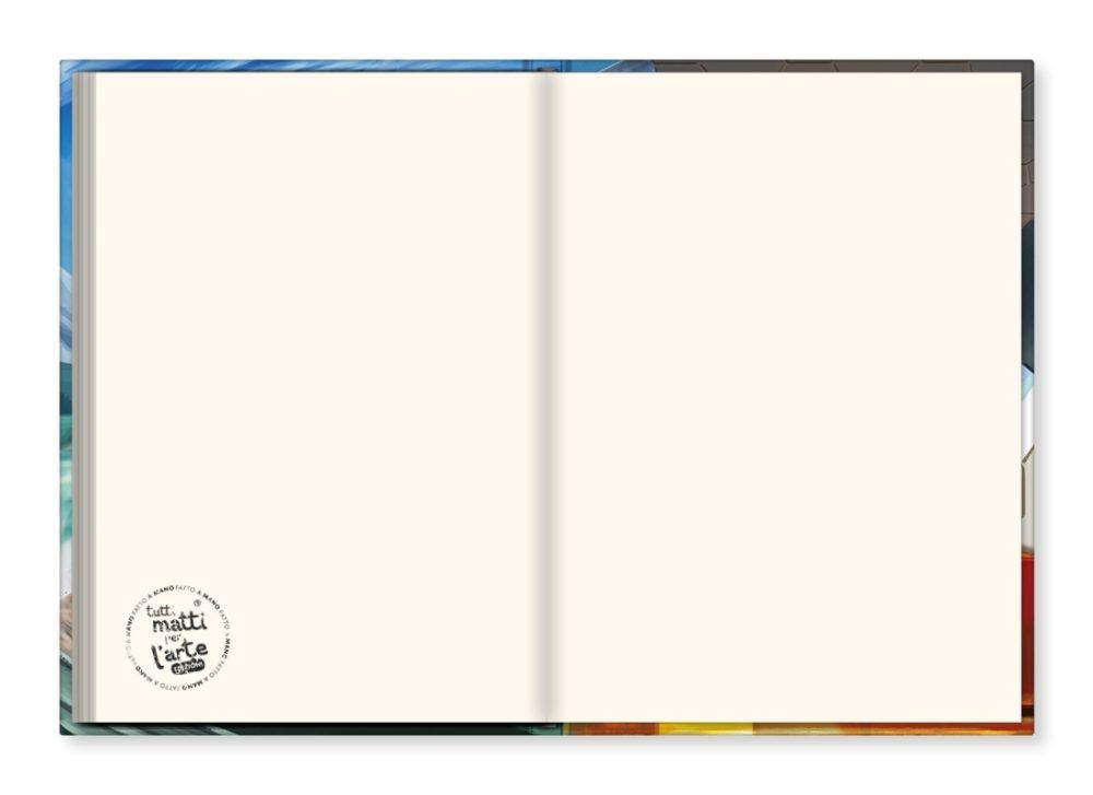 "TMA Sketchbook Grande ""Ape nell'Ape"""