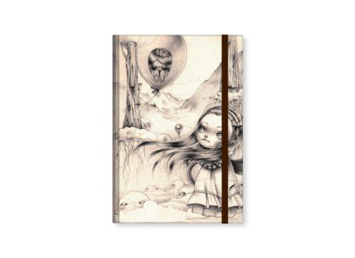 "TMA Sketchbook Medio ""Palloncino"""
