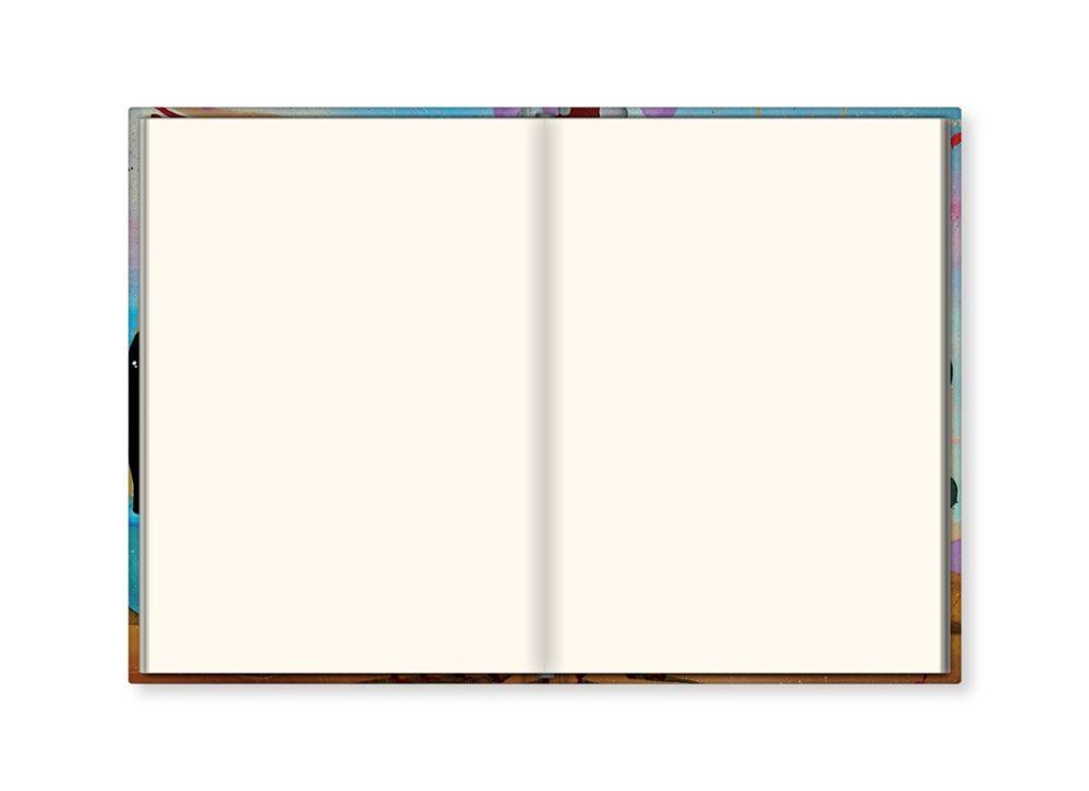 "TMA Sketchbook Medio ""Carnal Love"""