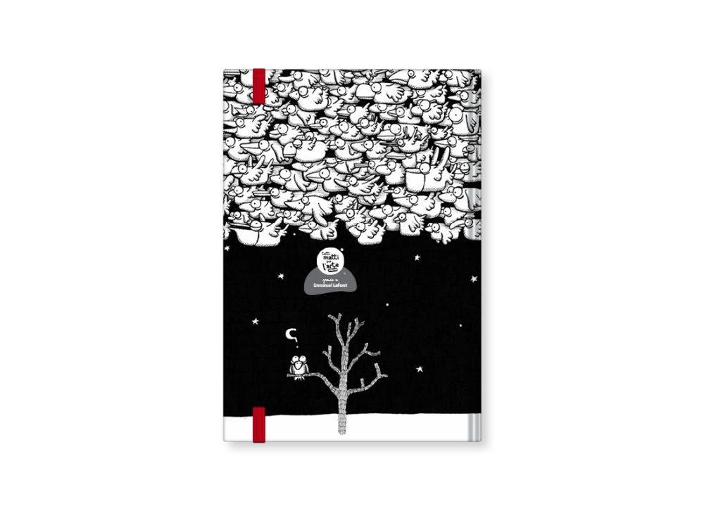 "TMA Sketchbook Medio ""Uccelli"""