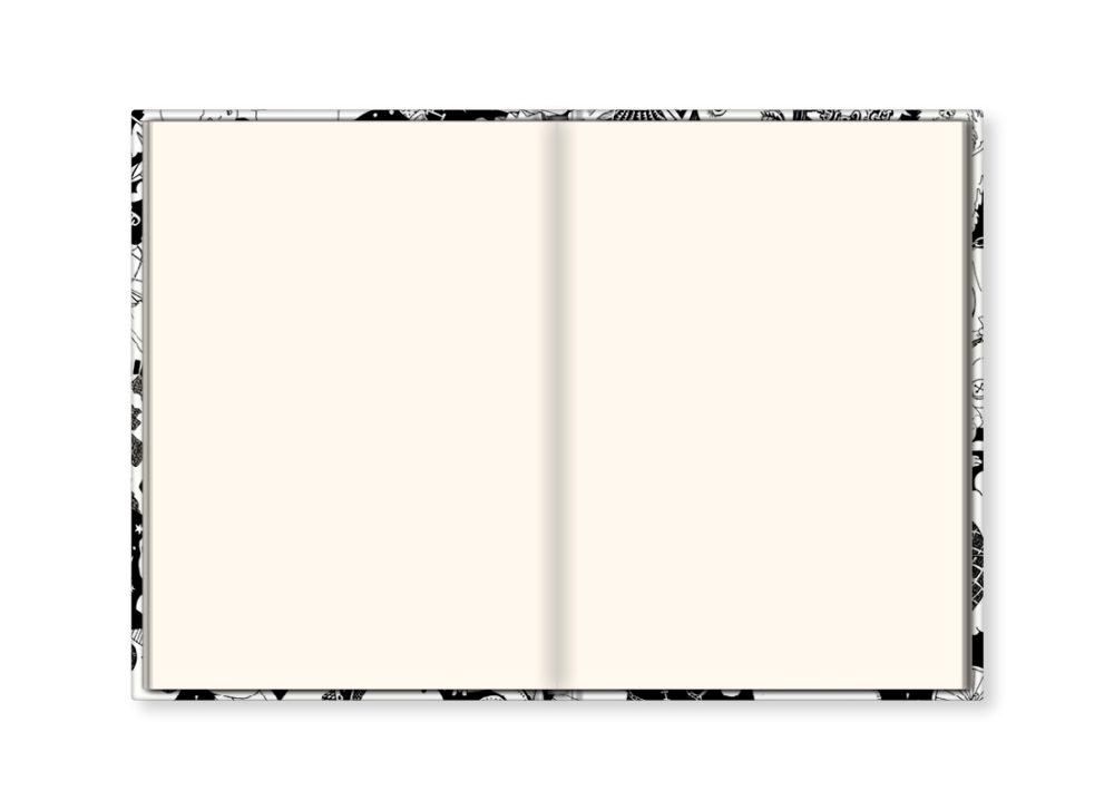 "TMA Sketchbook Medio ""Senda"""