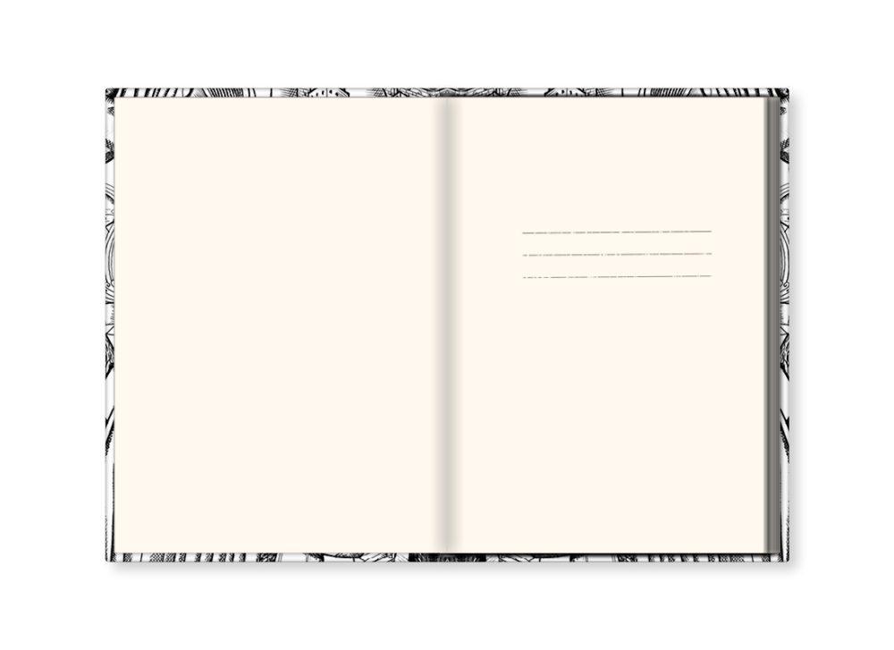 "TMA Sketchbook Medio ""L'Impegno"""