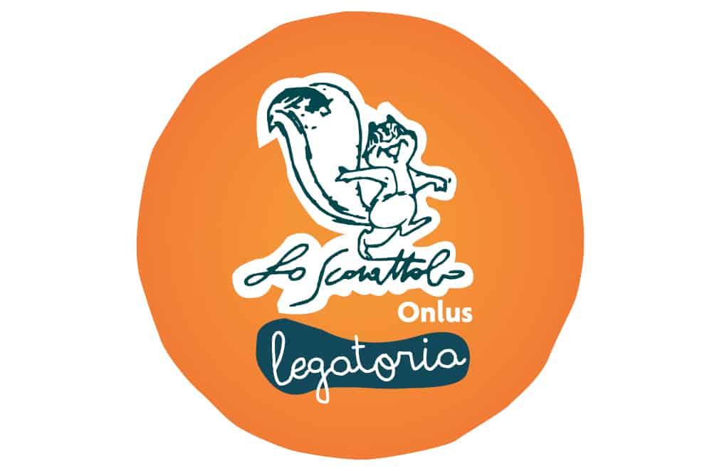 Legatoria Lo Scoiattolo Logo x