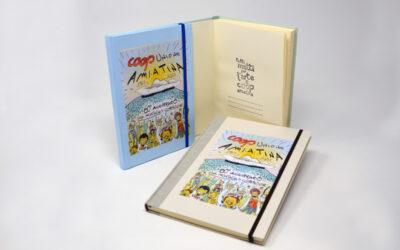 Sessant'anni di Coop Unione Amiata festeggiati con le illustrazioni di Makkox