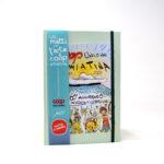 sketchbook righe fronte fascia tutti matti arte makkox 60 coop amiatina