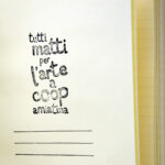 sketchbook righe interno dettaglio tutti matti arte makkox 60 coop amiatina