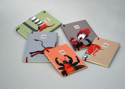sketchbook scuolacoop cartonato retro